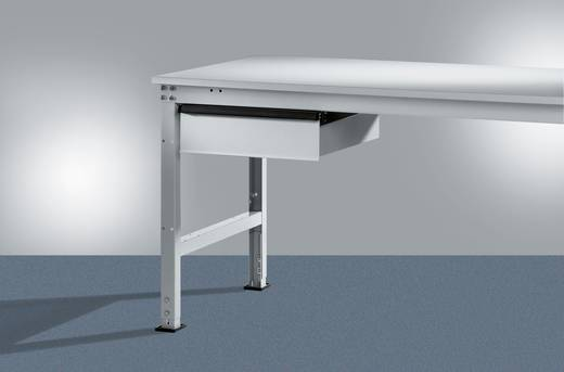 Manuflex ZB4151.6011 Einzelschubfach UNIVERSAL für 600 mm Tiefe RAL6011 resedagrün