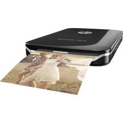Image of HP Sprocket Plus Black Fotodrucker Druck-Auflösung: 313 x 400 dpi Papierformat (max.): 58 x 87 mm