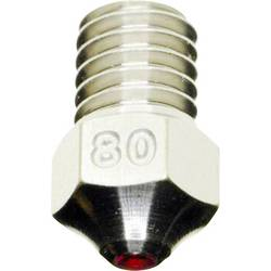 Image of 3D Solex Everlast 0.80mm Düse Passend für: Ultimaker 2+ 3D Solex UM2+ Everlast 0.80 Nozzle