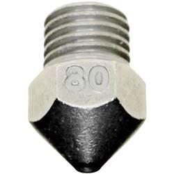 Image of 3D Solex Düse 0.80mm HardCore Passend für: Ultimaker 3 3DSolex UM3 0.80 Hardcore Nozzle