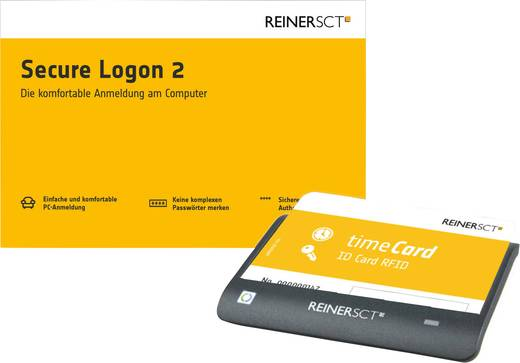 ReinerSCT SecureSECURE LOGON 2 PC Zugangssystem