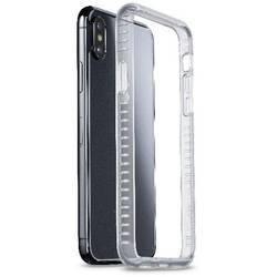 Image of Cellularline AIRFRAMEIPH8XT iPhone Bumper Passend für: Apple iPhone X, Transparent