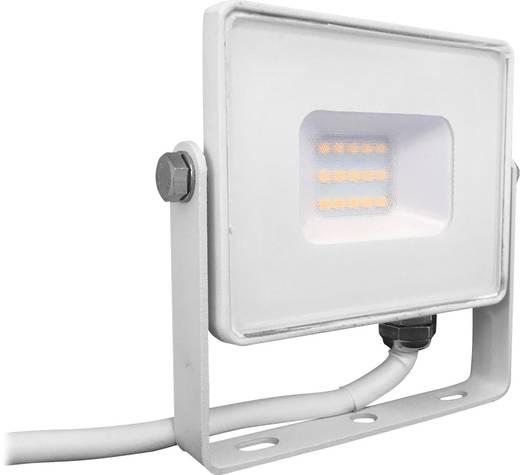 V-TAC LED-FL10-W-SMD-SA SKU 427/ VT-10 LED-Außenstrahler 10 W Warm-Weiß Weiß