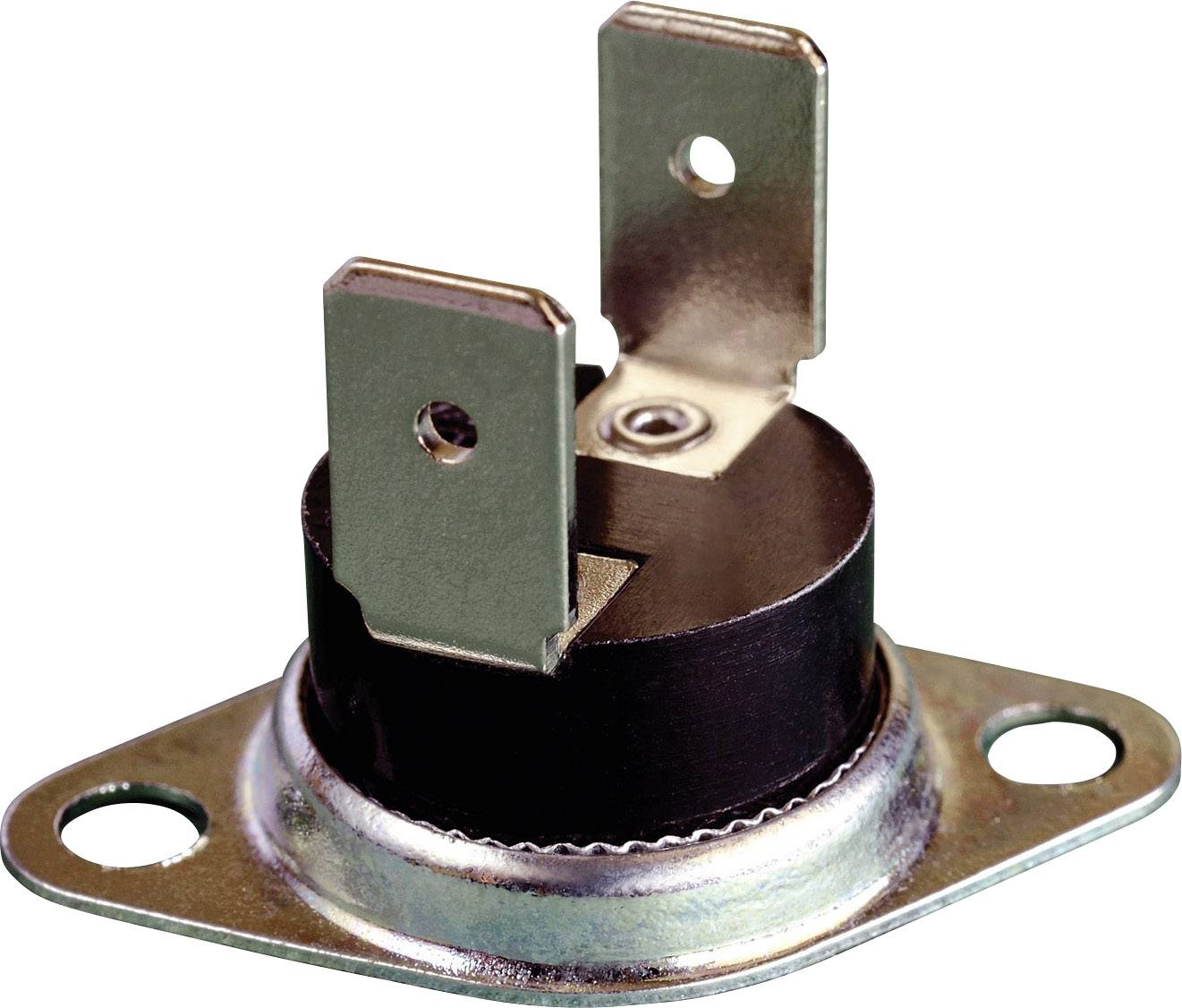 /± 5/°C 55 /°C Schlie/ß-Temperatur 40 /°C 1 St. ESKA 261-/Ö55-S40-V Bimetallschalter 250 V 10 A /Öffnungstemperatur