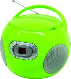 FM CD rádio SoundMaster SCD2120GR, AUX, CD, šedá