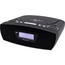 N/A soundmaster URD480SW, AUX, CD, USB, čierna