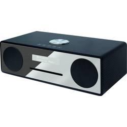 DAB+ rádio s CD prehrávačom SoundMaster DAB950CA, AUX, Bluetooth, DAB+, CD, UKW, USB, čierna