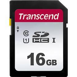 Pamäťová karta SDHC, 16 GB, Transcend Premium 300S, Class 10, UHS-I, UHS-Class 1