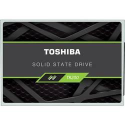 """Interný SSD pevný disk 6,35 cm (2,5 """") Toshiba TR200 TR200 25SAT3-240G, 240 GB, Retail, SATA 6 Gb / s"""