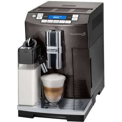 Kaffeevollautomat DeLonghi PrimaDonna S ECAM 28.467.B Schwarz Preisvergleich