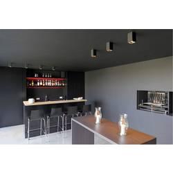 Stropné svetlo halogénová žiarovka, LED SLV Plastra Box 148051, GU10, 35 W, biela
