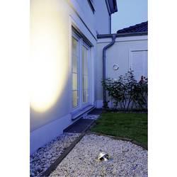 Image of SLV Dasar 218 Bullseye 228370 Außeneinbauleuchte G53 LED 50 W Edelstahl