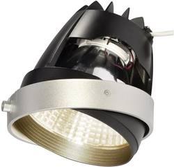 Vestavný kroužek - SLV 115257 stříbrnošedá, černá