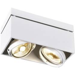 Stropné svetlo halogénová žiarovka SLV Kardamod 117111, GU10, 150 W, biela
