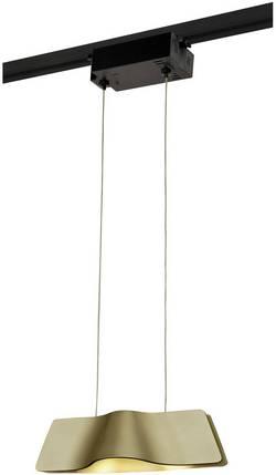 Svítidla do lištových systémů (230 V) - SLV 12 W, mosaz