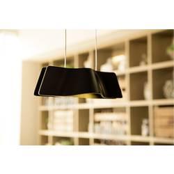LED závesné osvetlenie SLV 147830, 12 W, N/A, čierna