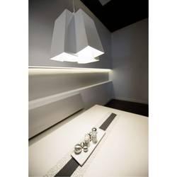 LED závesné osvetlenie SLV 165451, 26 W, biela