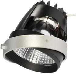Vestavný kroužek - SLV 115237 stříbrnošedá, černá