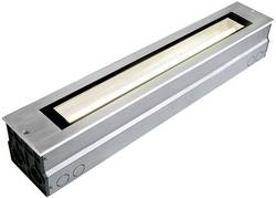 Image of Außeneinbauleuchte G5 Leuchtstoffröhre 14 W SLV Dasar 230100 Edelstahl