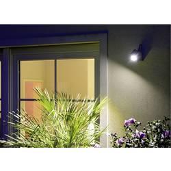 Venkovní nástěnné LED osvětlení SLV 231045, 9 W, antracitová, antracitová