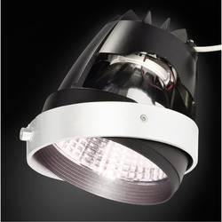 Zabudovateľný krúžok - SLV 115217 biela, čierna