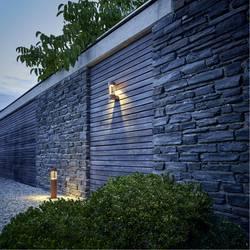 Venkovní stojací LED lampa 6.3 W teplá bílá SLV 231817 rezavá