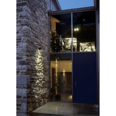 SLV 233245 LED-Außenwandleuchte 8 W Anthrazit Anthrazit Preisvergleich