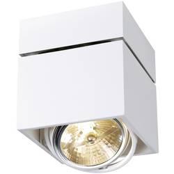 Stropné svetlo halogénová žiarovka SLV Kardamod 117121, G53, 75 W, biela