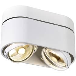 Stropné svetlo halogénová žiarovka SLV Kardamod 117181, GU10, 150 W, biela