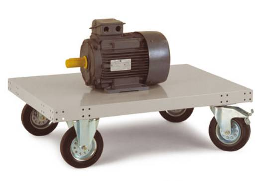 Plattformwagen ohne Schiebebügel Stahlblech Traglast (max.): 400 kg Manuflex TT0072.2001
