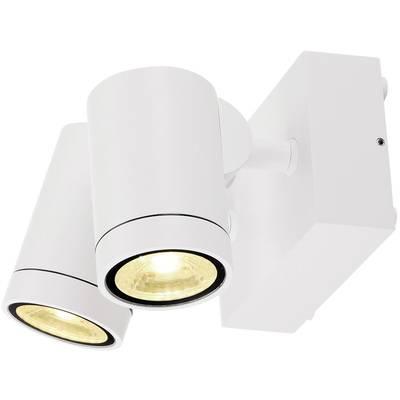 SLV 233251 LED-Außenwandleuchte 16 W Weiß Weiß Preisvergleich