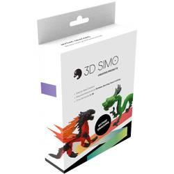 Sada vlákien pre 3D tlačiarne, 3D Simo Dragon