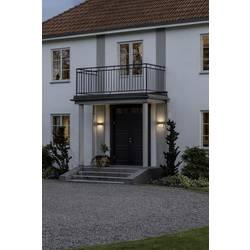 LED vonkajšie nástenné osvetlenie 9 W N/A Konstsmide Monza 7855-370 antracitová