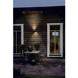 LED vonkajšie nástenné osvetlenie 12 W Konstsmide Monza 7858-370 antracitová