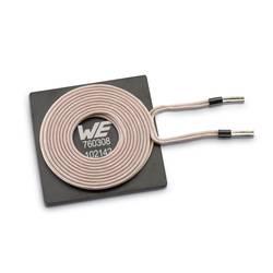 Bezdrôtová nabíjacia cievka THT Würth Elektronik WE-WPCC 760308102142, 5.8 µH, 18 A, 10 %, 1 ks