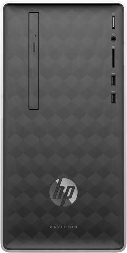 Image of HP 590-p0559ng Desktop PC AMD A10 A10-9700 8 GB 1 TB HDD 128 GB SSD Windows® 10 Home Nvidia GeForce GTX1050