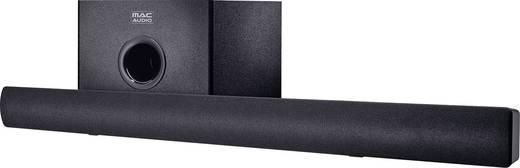 Mac Audio Soundbar 1000 Soundbar Schwarz Bluetooth®, inkl. kabelgebundenem Subwoofer