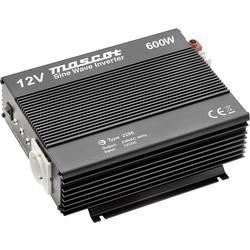Menič napätia DC / AC Mascot 2286, 600 W, 12 V/DC/230 V/AC, 600 W