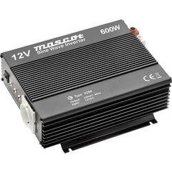 Menič napätia DC / AC Mascot 2286, 600 W, 24 V/DC/230 V/AC, 600 W