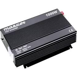 Menič napätia DC / AC Mascot 9987, 1000 W, 12 V/DC/230 V/AC, 1000 W