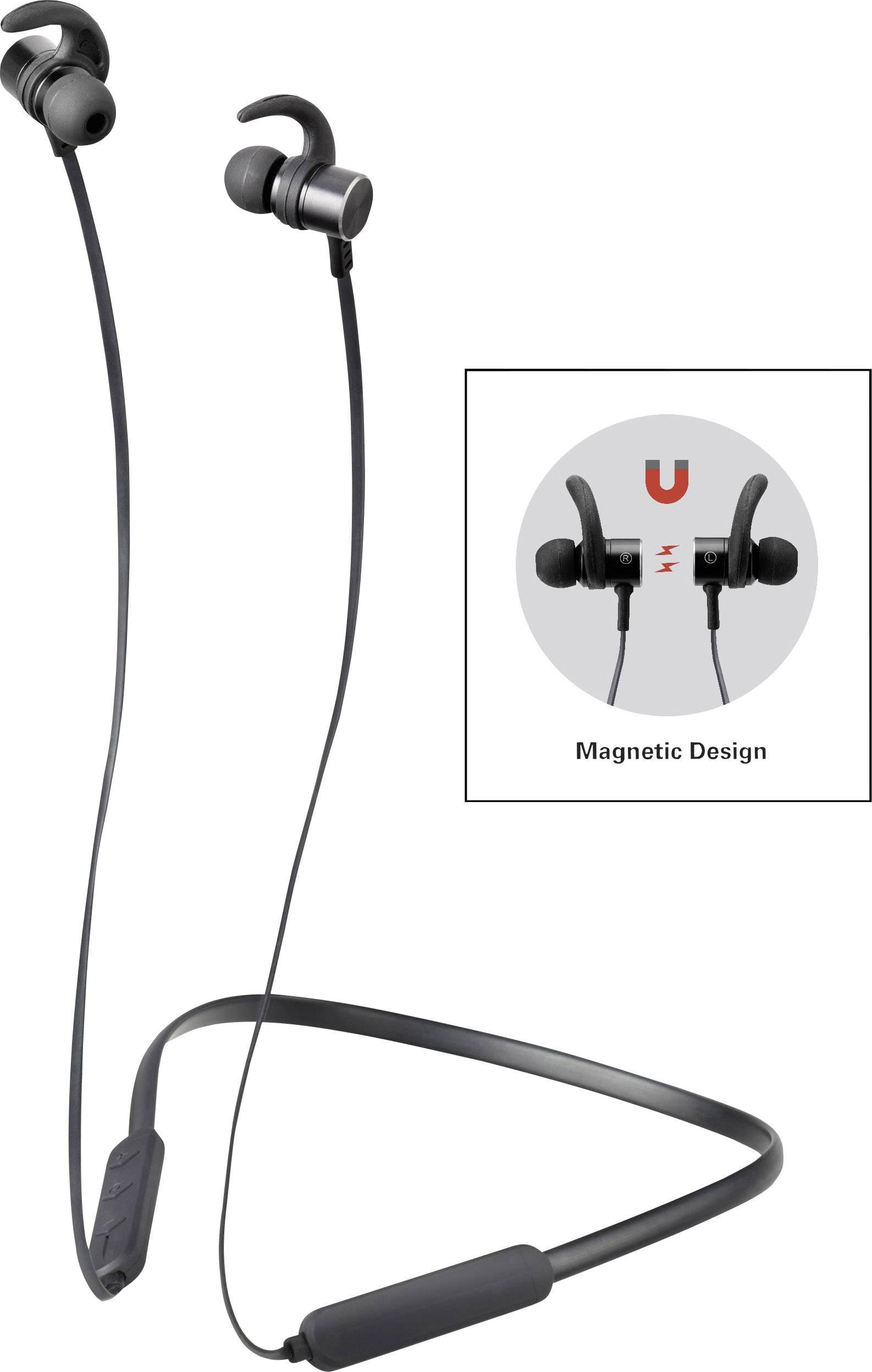 renkforce rf btk 300 bluetooth sport kopfh rer in ear. Black Bedroom Furniture Sets. Home Design Ideas