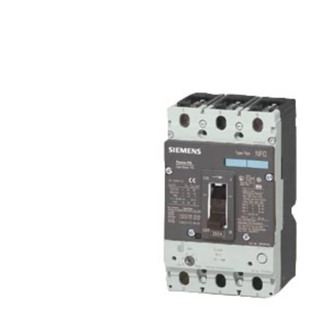 Siemens 3VL3117-2KN30-0AA0 Brytare 1 st Inställningsområde (ström): 175 A (max) Växelspänning (max.): 690 V/AC (B x H x D) 104.5 x 185.5 x 106.5 mm