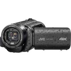 Image of JVC GZRY980HEU Camcorder 7.6 cm 2.99 Zoll 18.9 Mio. Pixel Opt. Zoom: 10 x Schwarz
