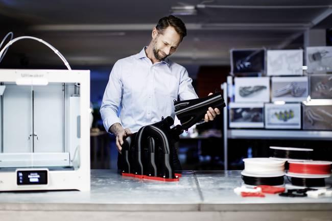 Industrie 3D Drucker