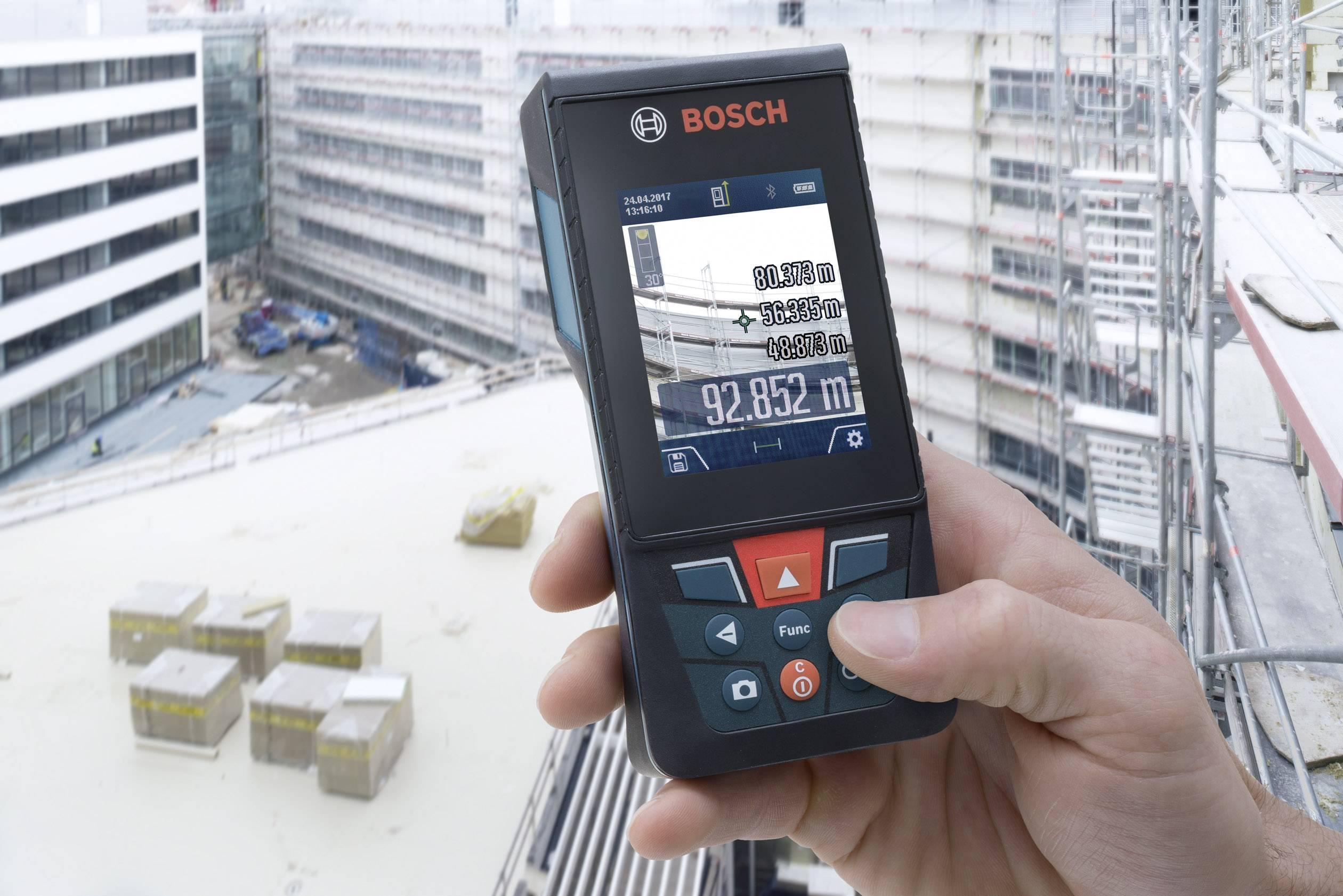 Bosch Laser Entfernungsmesser Conrad : Bosch professional glm c prof laser entfernungsmesser