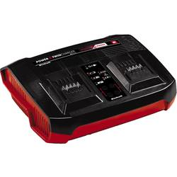 Einhell Power-X-Change nabíječka Power-X-Twin nabíječka 3 A 4512069