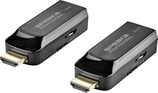 HDMI™ Extender (Verlängerung) über Netzwerkkabel RJ45 SpeaKa Professional 50 m