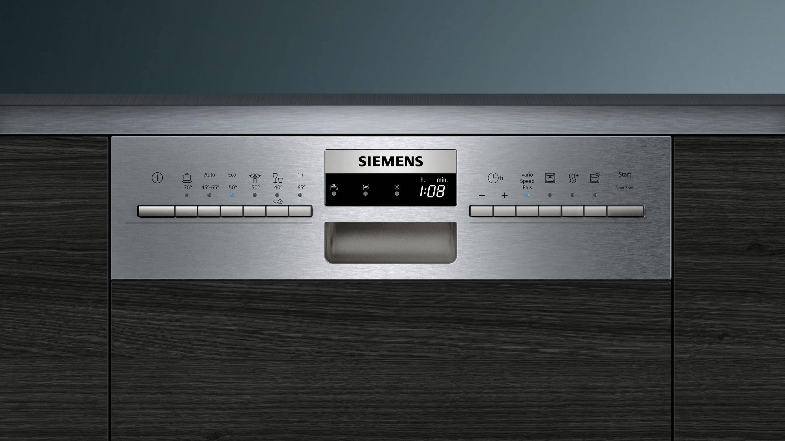 Siemens geschirrspüler auto in bedienungsanleitung spülmaschine