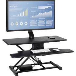 "Podstavec pod PC monitor SpeaKa Professional SP-6774884, 43,2 cm (17"") - 81,3 cm (32""), čierna"
