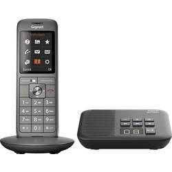 Image of Gigaset CL660A mit Box 200 DECT/GAP Schnurloses Telefon analog Anrufbeantworter Anthrazit
